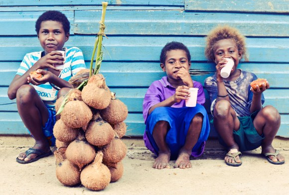 Coconut kids